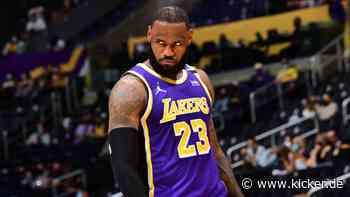 Lakers verlieren bei James-Comeback - Tatum stellt Bird-Rekord ein - kicker