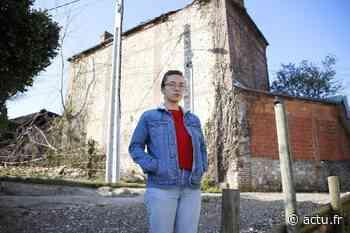 Près de Louviers : l'ancienne usine menace de s'effondrer, les riverains sont inquiets - actu.fr
