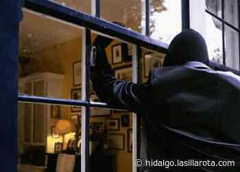 Le dictan prisión preventiva por robo a domicilio en San Bartolo - La Silla Rota