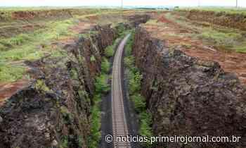 Reativação da ferrovia Bahia-Minas vai incluir município de Teixeira de Freitas - - PrimeiroJornal