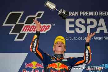 Acosta inarrestabile, a Jerez vince la terza gara di fila