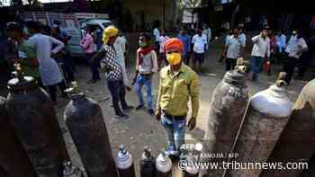Rumah Sakit Fortis di New Delhi Keluarkan Tanda SOS, Oksigen Hanya Bertahan 6 Jam - Tribunnews.com