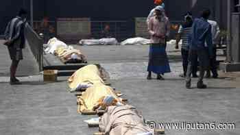 New Delhi Kremasi 600 Lebih Jenazah Pasien COVID-19 Setiap Hari - Liputan6.com