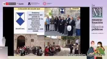 """Museo Regional de Arqueología de Junín-Chupaca realiza conferencia """"La musealización de espacios públicos"""" - La Mula"""
