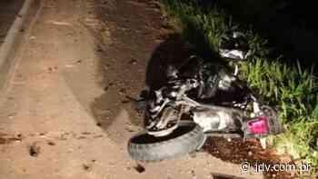 Motociclista morre em acidente com caminhão na BR-280 em Araquari 30 de abril, 2021 - Jornal do Vale do Itapocu