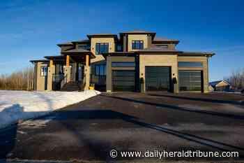 "28th Rotary Dream Home ""Terrific Success"", 50-50 Record High. - Alberta Daily Herald Tribune"