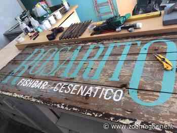 """Cesenatico, fiocco azzurro sul porto canale: è nato il Fish-Bar """"Rosarito"""" - Zoom Magazine"""