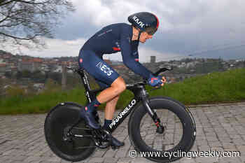 Geraint Thomas makes up for slip with time trial performance to seal Tour de Romandie overall