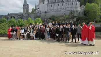 Lourdes. Les confirmations de jeunes aux Sanctuaires - ladepeche.fr
