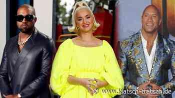 "Katy Perry, ""The Rock"" & Co. wollten schon US-Präsident werden - klatsch-tratsch.de"