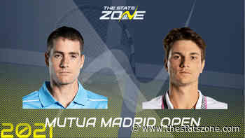 2021 Madrid Open First Round – John Isner vs Miomir Kecmanovic Preview & Prediction - The Stats Zone