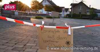 Coronakonforme Maihexen in Bad Kreuznach - Allgemeine Zeitung