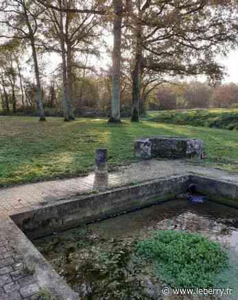 La fontaine de Cierge réhabilitée - Vasselay (18110) - Le Berry Républicain