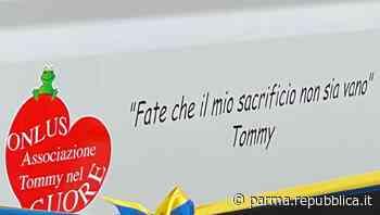 Parma, alla Pubblica un pulmino in ricordo di Tommy - La Repubblica