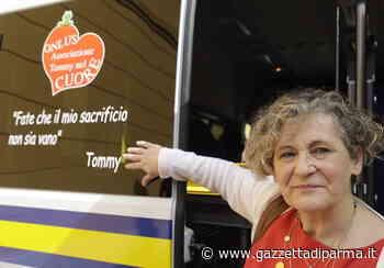 Il nome di Tommy torna per le strade di Parma: su un nuovo pulmino per il trasporto disabili - Gazzetta di Parma