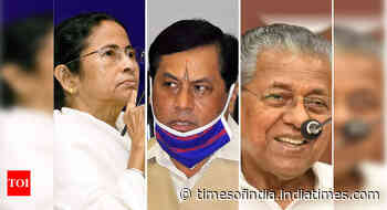 PM Modi, top BJP leaders congratulate Mamata, Stalin and Vijayan for their victory in assembly polls