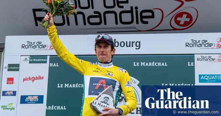 Geraint Thomas overhauls Michael Woods to win Tour de Romandie