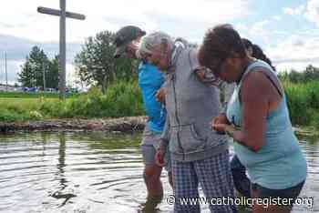 Lac Ste. Anne pilgrimage goes virtual again - The Catholic Register
