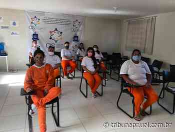 Em ação de voluntariado, Sebrae leva empreendedorismo a presas de Piraquara - Tribuna do Paraná