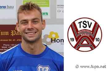 Julius Pasch kehrt zum TSV Wachtendonk-Wankum zurück - FuPa - das Fußballportal