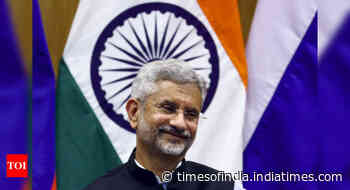 Jaishankar on four-day visit to London from Monday