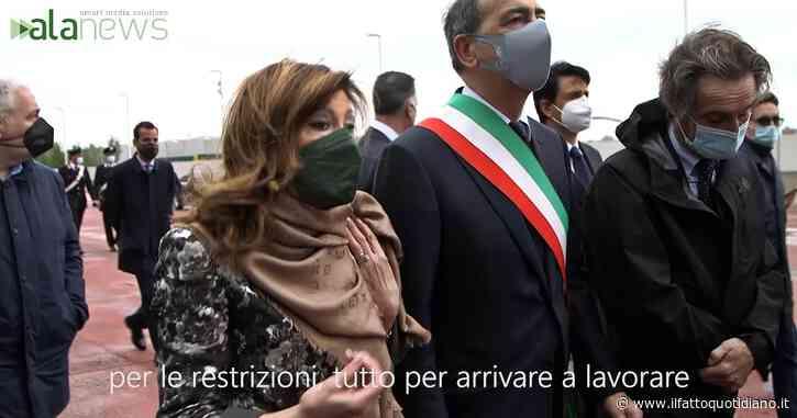 """Voli di Stato, la presidente Casellati si sfoga in un fuorionda: """"Non c'erano treni e non c'erano aerei"""". Il video"""