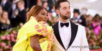 Serena Williams Shared the Cutest Date Night Photo With Husband Alexis Ohanian - Yahoo Lifestyle