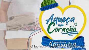 Inicia hoje (30) Campanha do Agasalho em Lucas do Rio Verde - ® Portal da Cidade | Lucas do Rio Verde