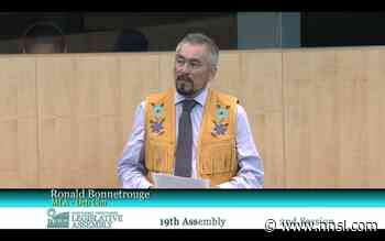 """Fort Providence leaders slam MLA's statements on community fund as """"irresponsible"""" - Northern News Services"""