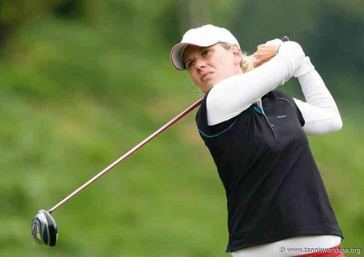 "Veronica Zorzi: ""Let your children try golf in US"""