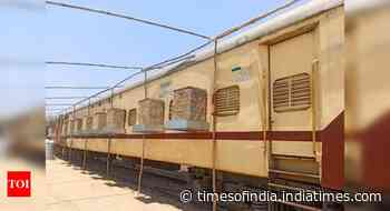 Covid-19:Railways deploys nearly 4,000 isolation coaches with almost 64,000 beds