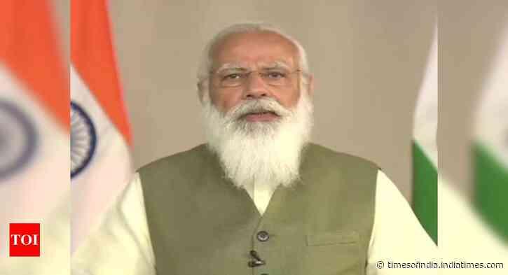 PM Modi congratulates Mamata, Vijayan, Stalin for poll win