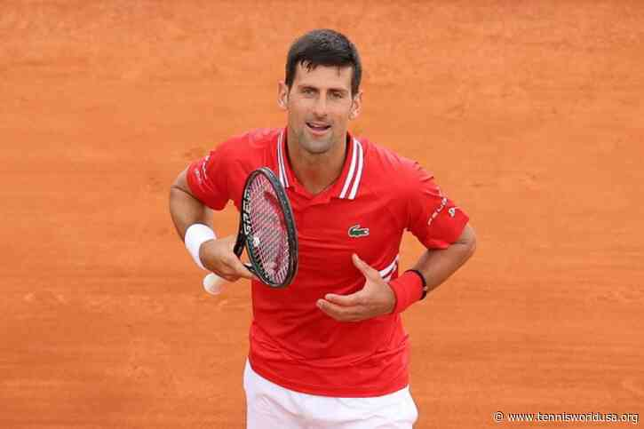 'We expected that from Roger Federer, but Novak Djokovic's move came as..' says Lopez - Tennis World USA