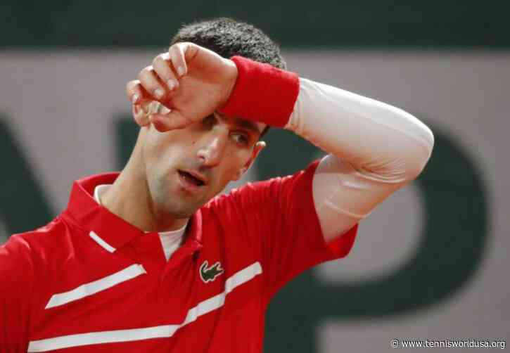 'I am sure Novak Djokovic will get an extra day rest if...', says former ATP ace - Tennis World USA