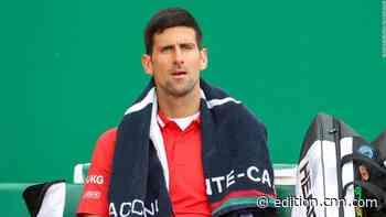 Novak Djokovic says he hopes Covid-19 vaccine will not be mandatory for players - CNN International