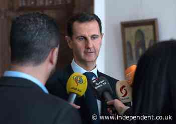 Syria's Assad grants amnesties before presidential election