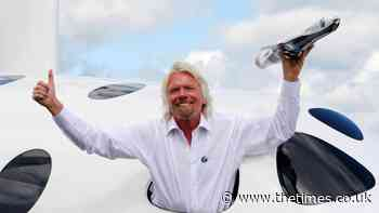 Test Gods by Nicholas Schmidle, review — will Richard Branson's Galactic project ever fly? - The Times