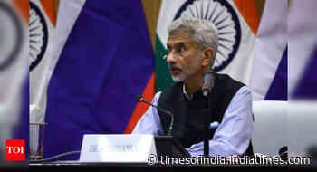 External affairs minister Jaishankar speaks to Deputy PM of Qatar