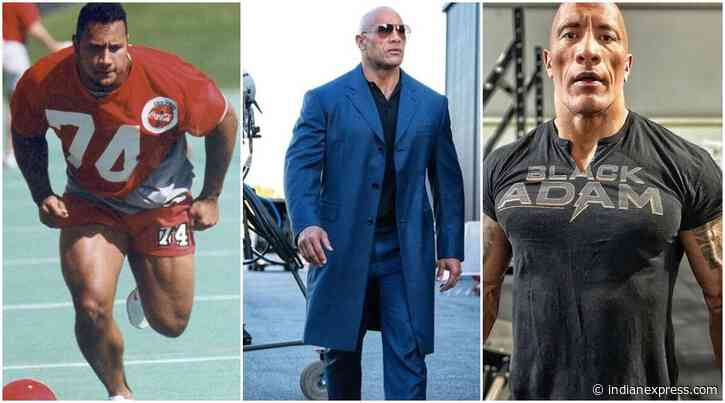 On Dwayne Johnson's birthday, can you smell what The Rock is cooking? - The Indian Express