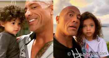5 times Dwayne Johnson gave us Dad Goals with his ADORABLE antics for daughters Jasmine and Tiana - PINKVILLA