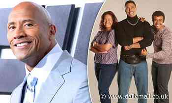 Why Dwayne 'The Rock' Johnson picked Australia to film his new autobiographical sitcom - Daily Mail