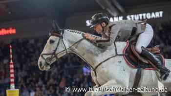 Pferdesport: Schwede Fredricson gewinnt Spring-Prüfung in Mannheim