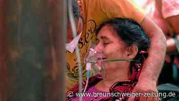 Pandemie: Corona: So dramatisch ist die Lage im Epizentrum Indien