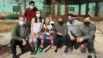 Bow Island boy inches closer to receiving exoskeleton - Lethbridge Herald