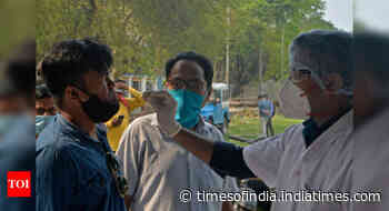 Coronavirus live updates: West Bengal records highest-single day spike of 17,515 fresh Covid-19 cases - Times of India