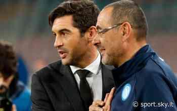 Roma-Fonseca, sarà addio: Sarri primo obiettivo - Sky Sport