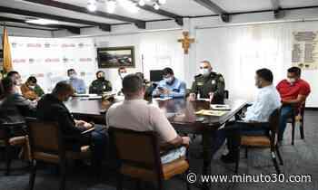 Tras masacre en Sonsón, unidades de policía llegarán a reforzar la seguridad en el municipio - Minuto30.com