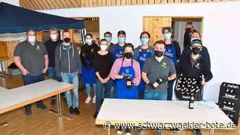 Empfingen - 650 Portionen Ochsenbraten und Haxen gehen raus - Schwarzwälder Bote