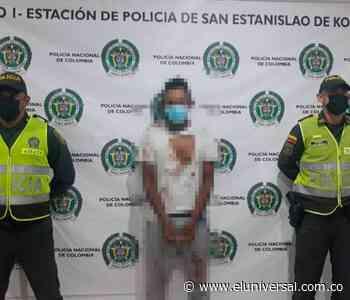 A presunto abusador sexual casi lo linchan en San Estanislao de Kostka - El Universal - Colombia
