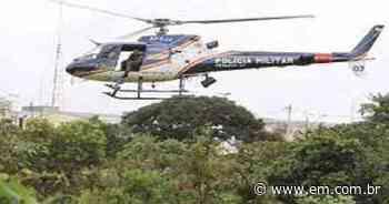 Suposta queda de helicóptero em Mateus Leme pode ter sido trote - Estado de Minas